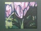 Krokussen, wastechniek 2009